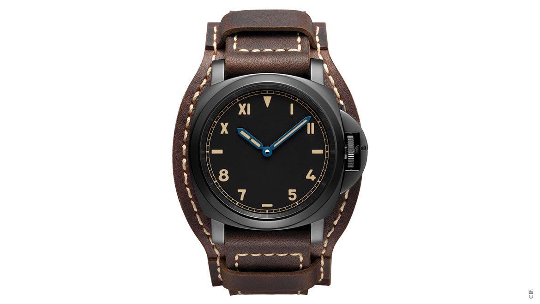 8beeadaff27 Novo relógio Panerai  decididamente desportivo e masculino. – DO it!